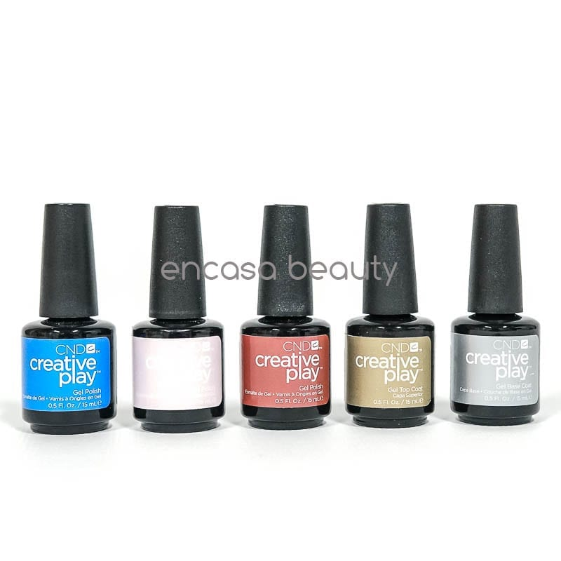 CND™ CREATIVE PLAY™ GEL POLISH