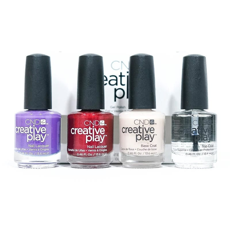 CND™ CREATIVE PLAY™ NAIL LACQUER