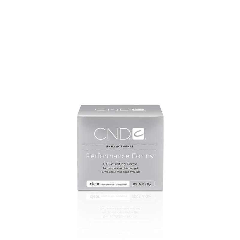 CND™ PERFORMANCE™ FORMS Clear 300st