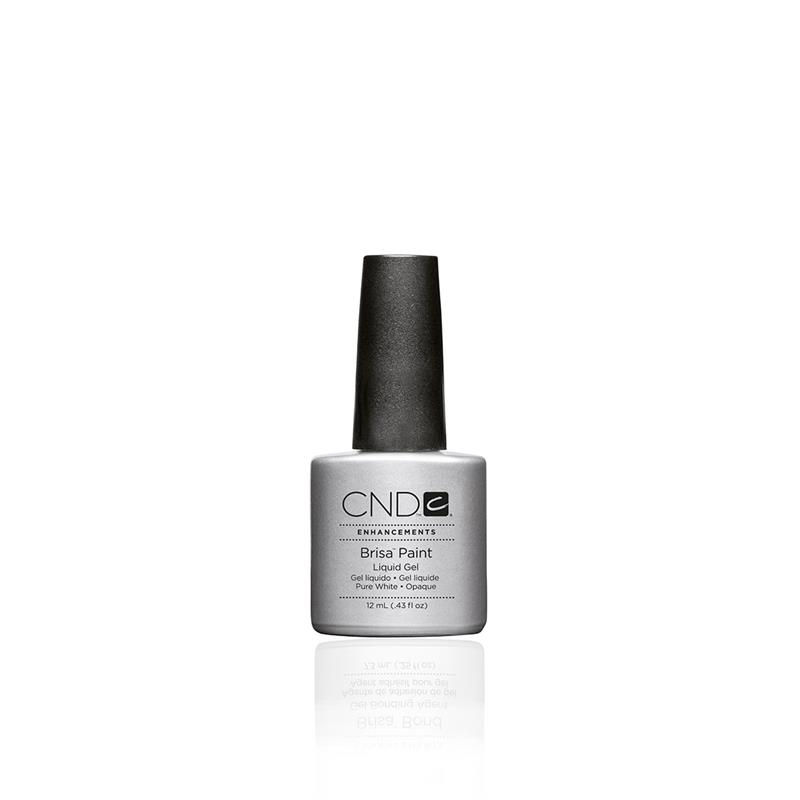 CND™ BRISA™ PAINT Pure White - Opaque 12ml