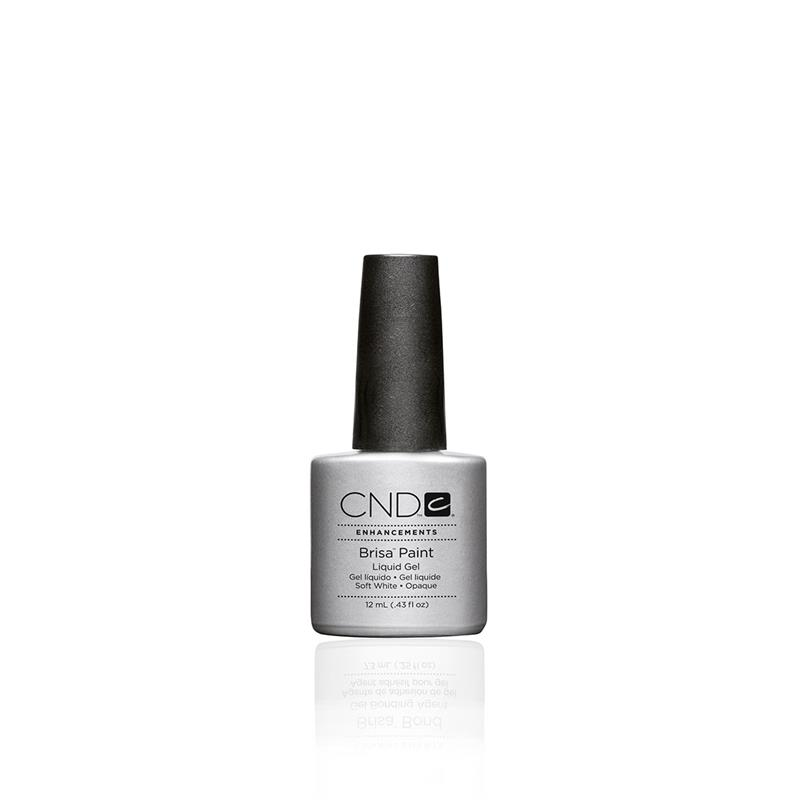 CND™ BRISA™ PAINT Soft White - Opaque 12ml