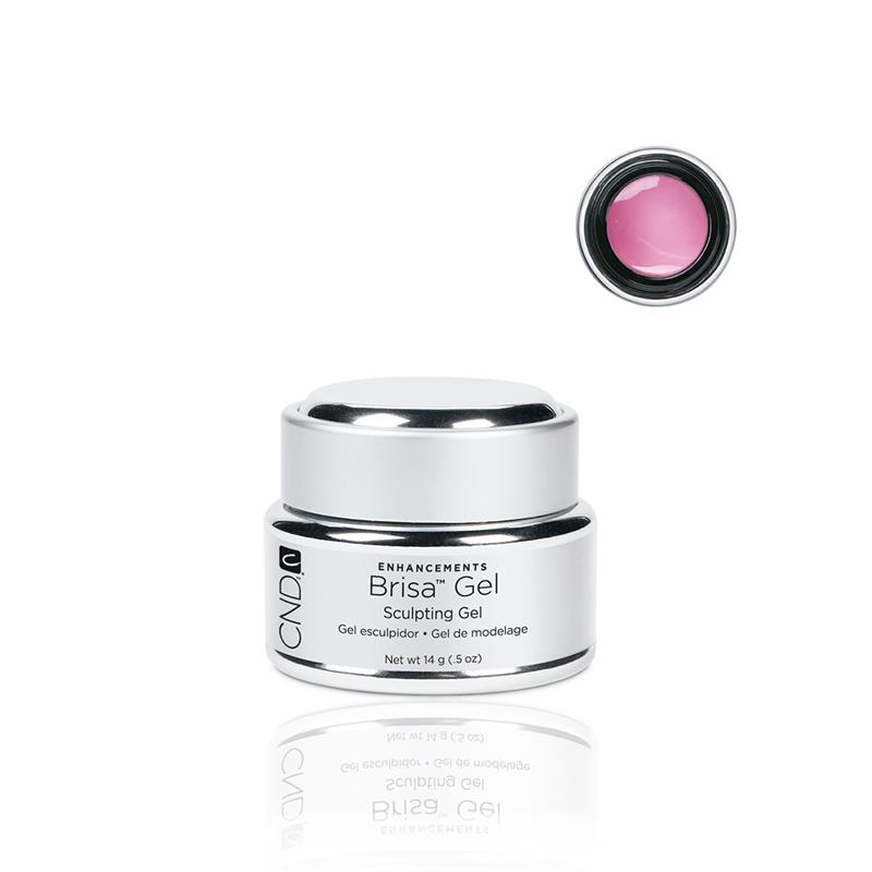 CND™ BRISA™ SCULPTING GEL Pure Pink - Sheer 14g