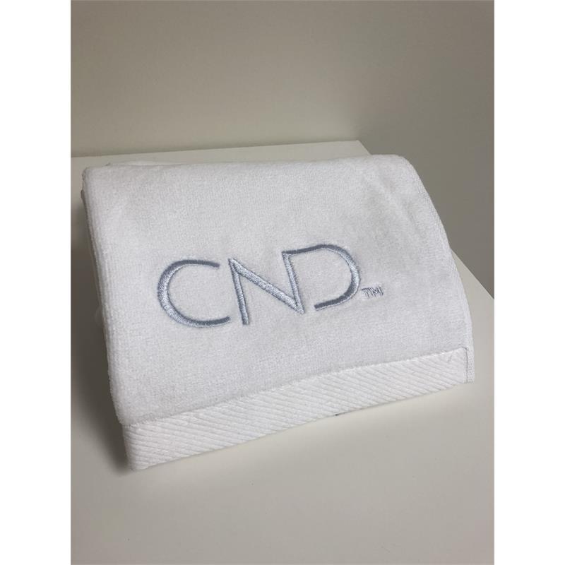CND handdoek wit