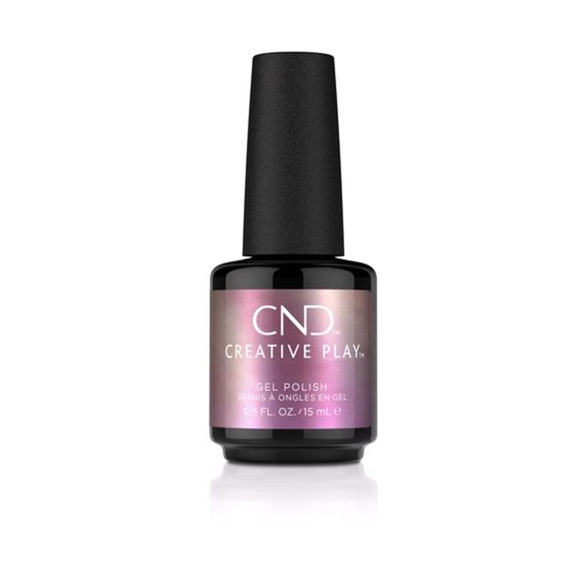 CND™ CREATIVE PLAY™ GEL PINKIDESCENT #408
