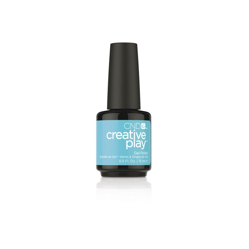 CND™ CREATIVE PLAY™ GEL POLISH AMUSE-MINT #492