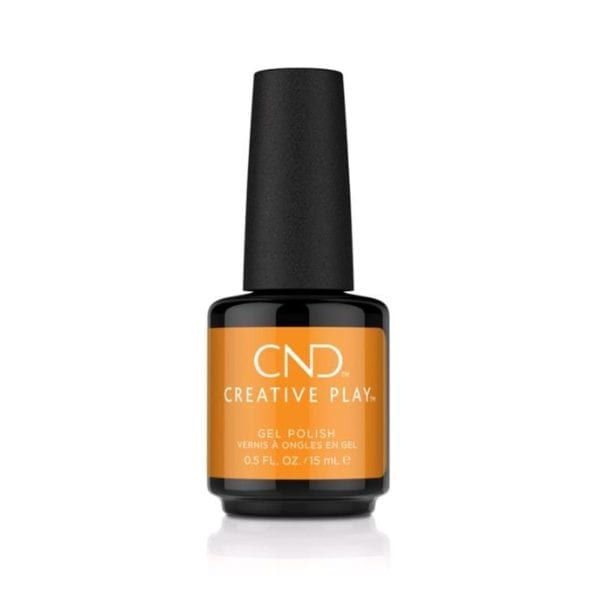 CND™ CREATIVE PLAY™ GEL POLISH APRICOT IN THE AC T#424