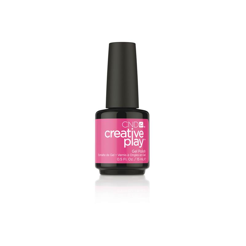 CND™ CREATIVE PLAY™ GEL POLISH BERRY SHOCKING #409