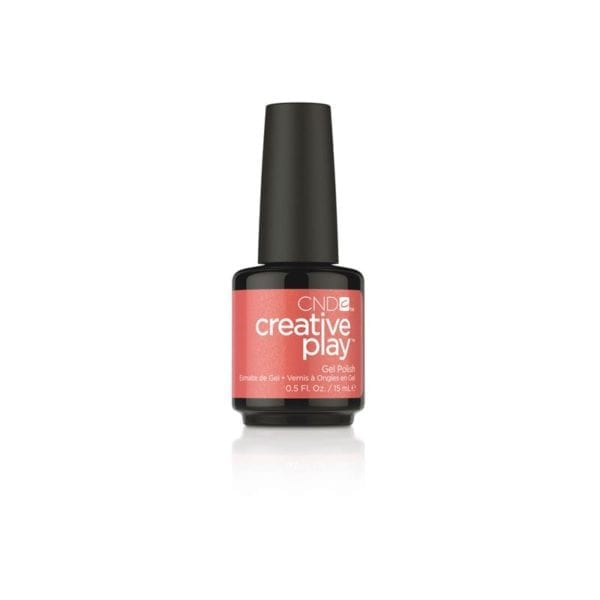 CND™ CREATIVE PLAY™ GEL POLISH BRONZESTELLATION #417