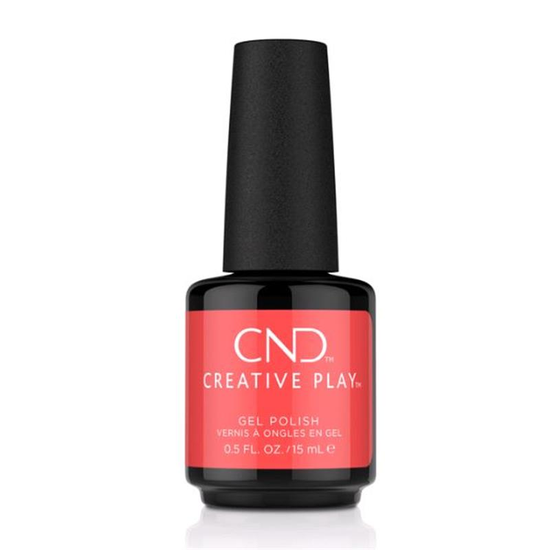 CND™ CREATIVE PLAY™ GEL POLISH CORAL ME LATER #410