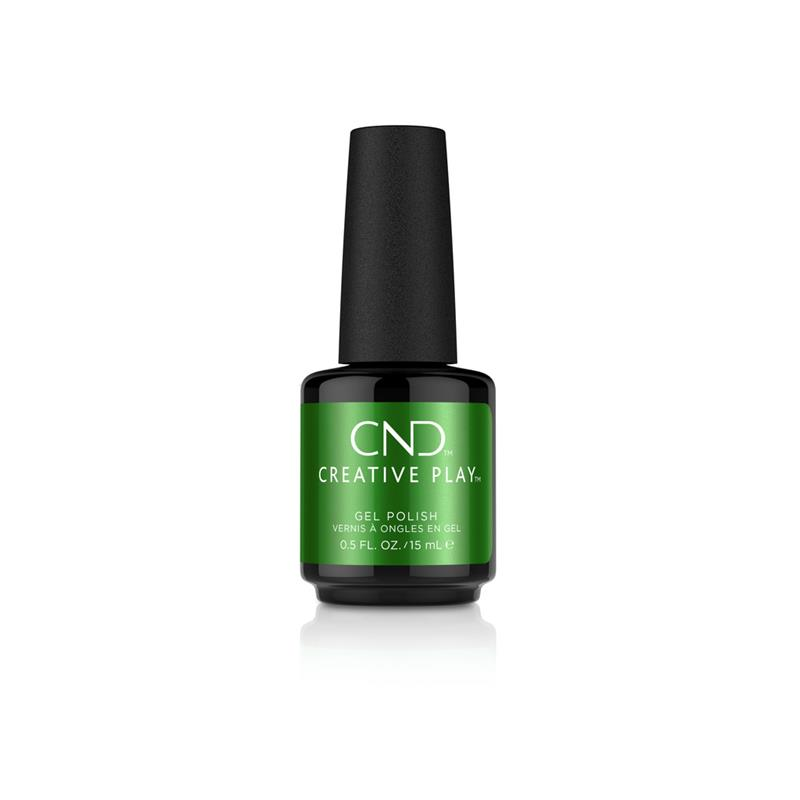 CND™ CREATIVE PLAY™ GEL POLISH GREEN SCREAM #524