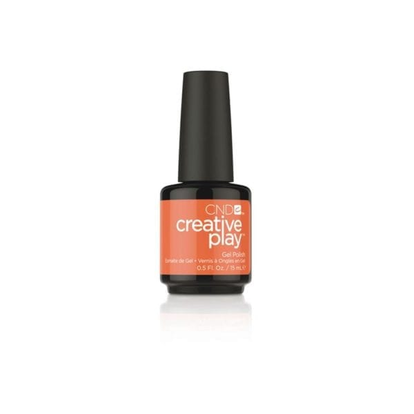 CND™ CREATIVE PLAY™ GEL POLISH MANGO ABOUT TOWN #422