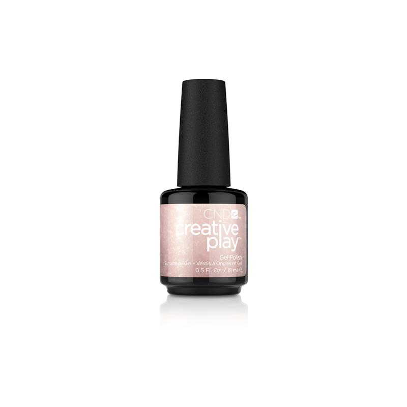 CND™ CREATIVE PLAY™ GEL POLISH TICKLED #521