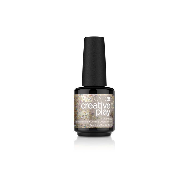 CND™ CREATIVE PLAY™ GEL POLISH ZONED OUT #522