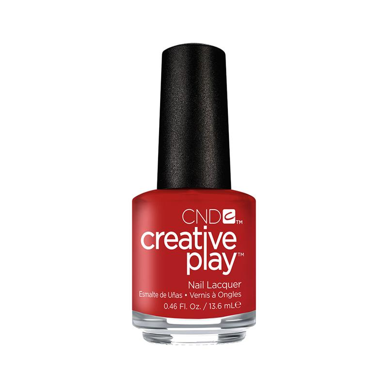 CND™ CREATIVE PLAY™ RED-Y TO ROLL #412