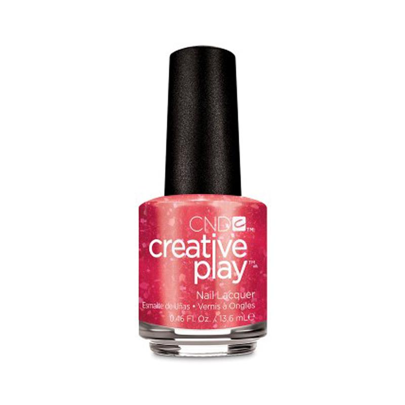 CND™ CREATIVE PLAY™ REVELRY RED #486