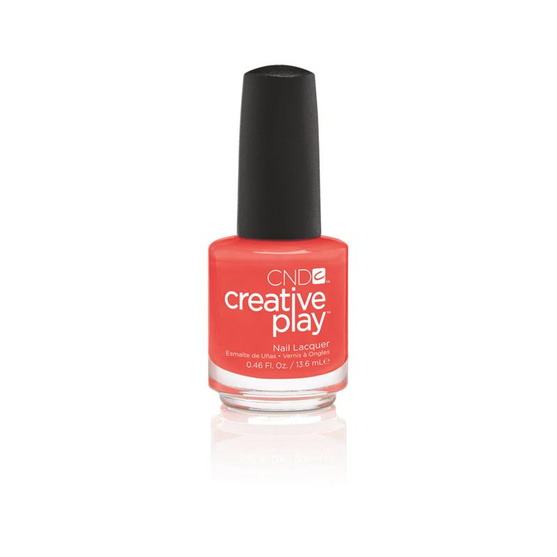 CND™ CREATIVE PLAY™ TANGERINE RUSH #499