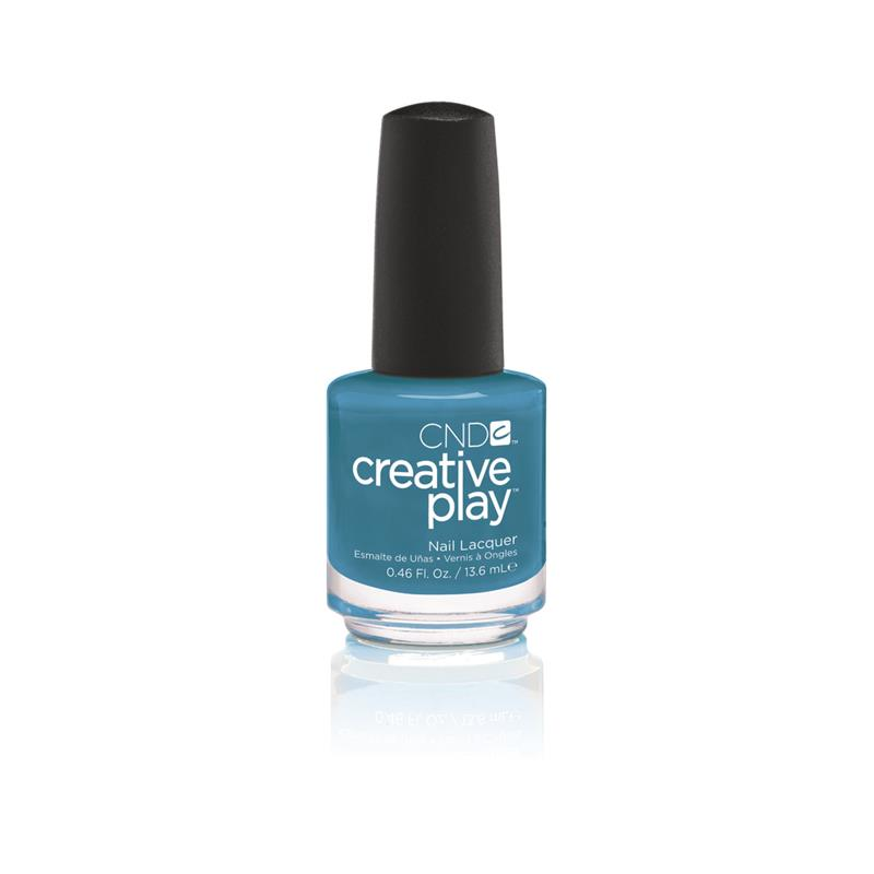 CND™ CREATIVE PLAY™ TEAL THE WEE HOURS #503