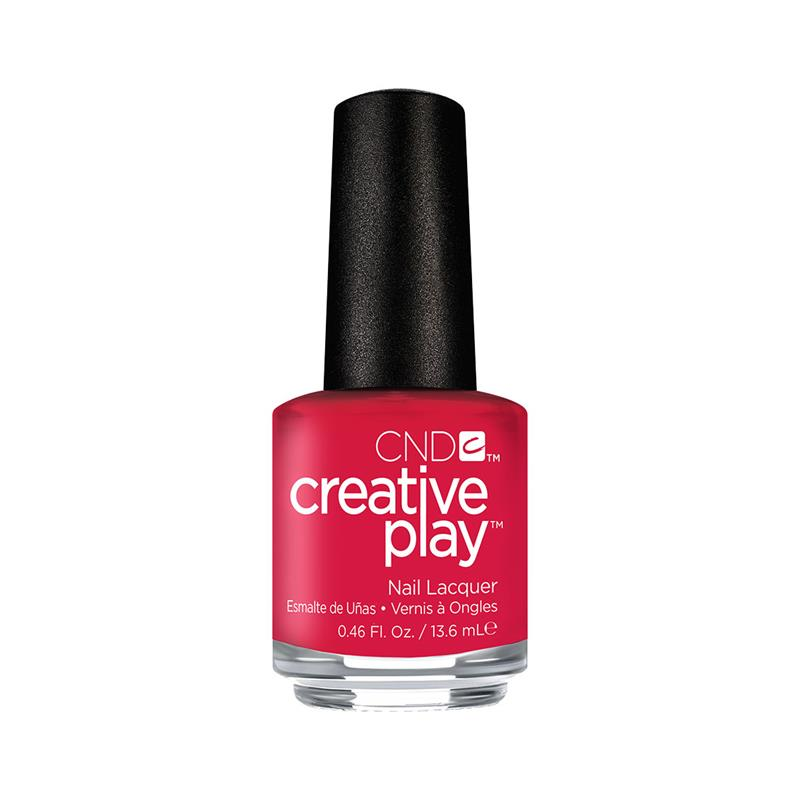 CND™ CEATIVE PLAY™ WELL RED #411