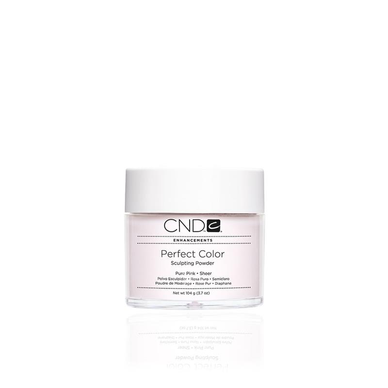 CND™ PERFECT COLOR POWDER Pure Pink Sheer 104g