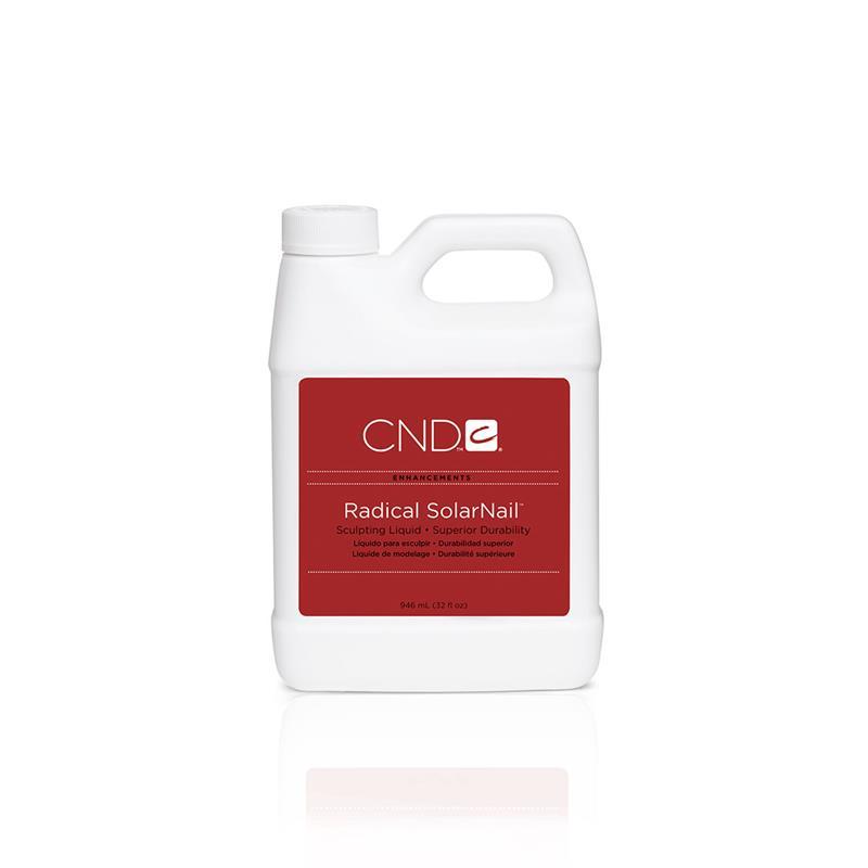 CND™ RADICAL SOLARNAIL™ SCULPTING LIQUID 946ml