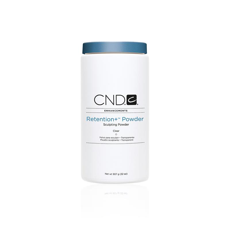 CND™ RETENTION+™ SCULPTING POWDER Clear 907g
