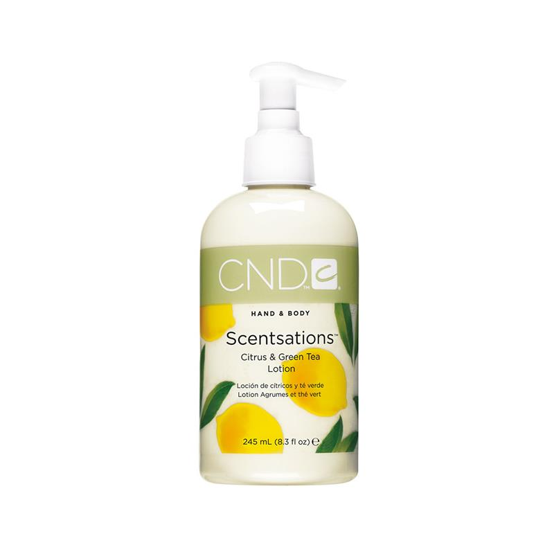 CND™ SCENTSATIONS LOTION CITRUS & GREEN TEA 245ml