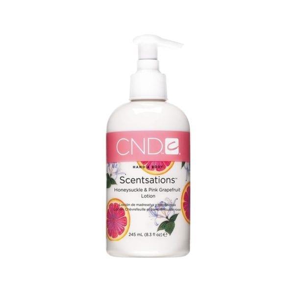 CND™ SCENTSATIONS LOTION HONEYSUCKLE & PINK GRAPEFRUIT 245ml