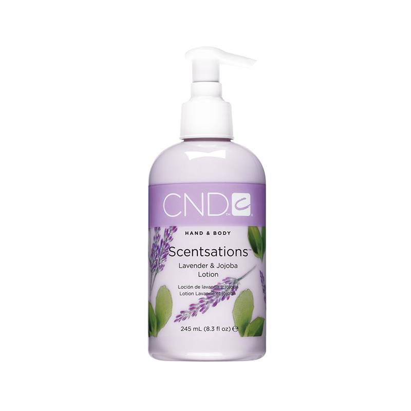CND™ SCENTSATIONS LOTION LAVENDER & JOJOBA 245ml