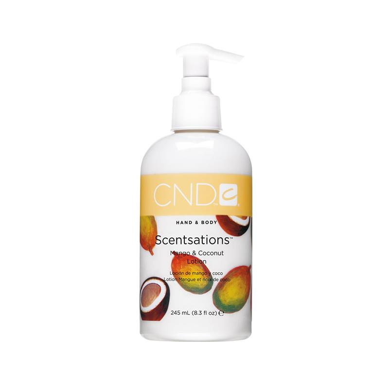 CND™ SCENTSATIONS LOTION MANGO & COCONUT 245ml