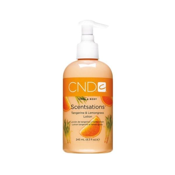 CND™ SCENTSATIONS LOTION TANGERINE & LEMONGRASS 245ml