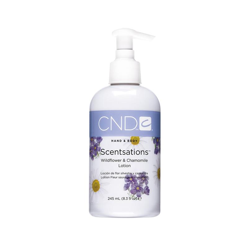CND™ SCENTSATIONS LOTION WILDFLOWER & CHAMOMILE 245ml
