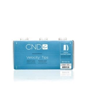 CND™ VELOCITY™ TIPS CLEAR 360 Tray