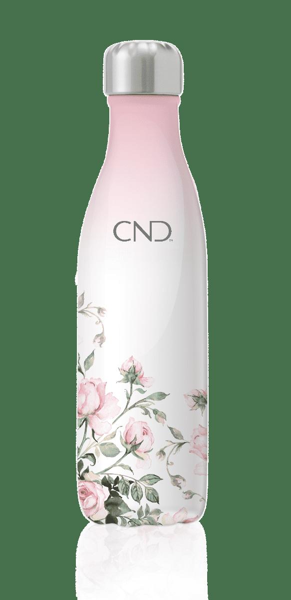 encasabeauty CND™ ISOTHERMAL FLORAL BOTTLE