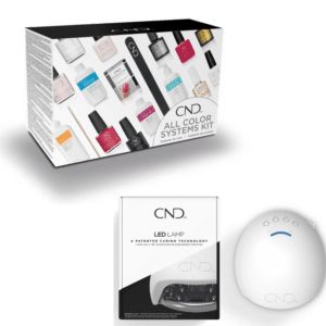 CND™ SHELLAC™ COLOR SYSTEM KITS