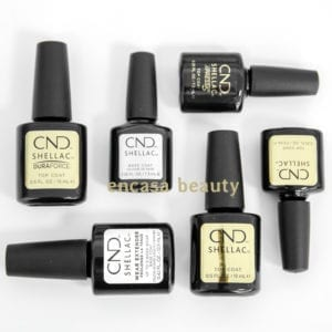 CND™ SHELLAC™ BASE-TOP COATS